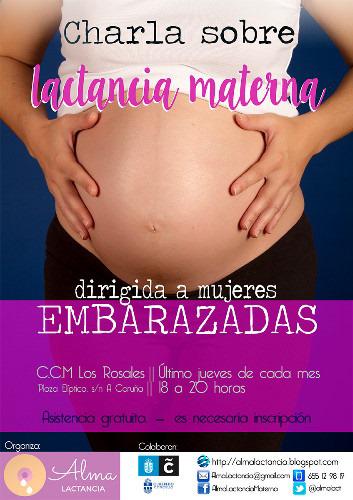 Charlas para embarazadas